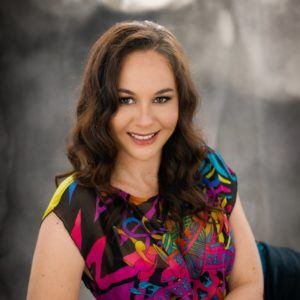 Tarina Steven - Sales and Marketing Manager