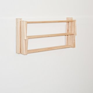 Wall Mounted Clothes Airer (Folded)